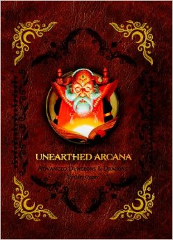 Dungeons and Dragons 1st ed: Unearthed Arcana Premium Reprint - Used