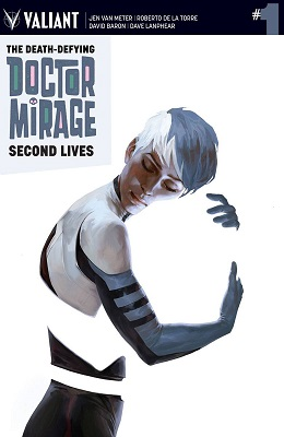 Doctor Mirage: Second Lives (2015) Complte Bundle - Used