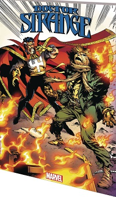 Doctor Strange: Lords of Fear TP