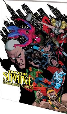 Doctor Strange and the Sorcerers Supreme: Volume 2: Time after Time TP