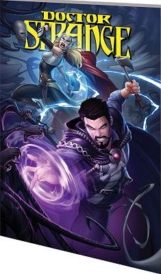 Doctor Strange: Volume 4: Mr Misery TP