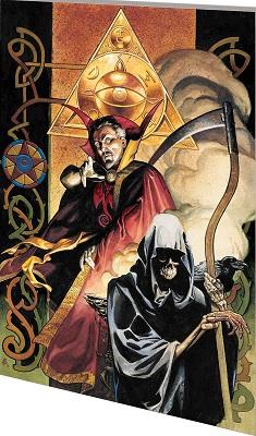 Doctor Strange: Flight of Bones TP