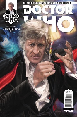 Doctor Who: The Third Doctor no. 1 (1 of 5) (2016 Series)