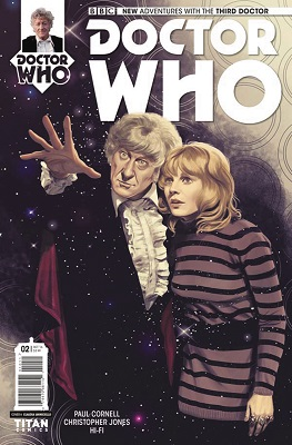 Doctor Who: The Third Doctor no. 2 (2 of 5) (2016 Series)