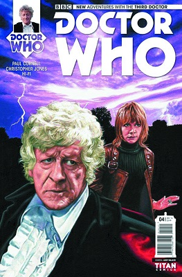 Doctor Who: The Third Doctor no. 4 (4 of 5) (2016 Series)