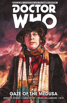 Doctor Who: The Fourth Doctor: Gaze of Medusa TP