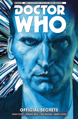 Doctor Who: The Ninth Doctor: Volume 3: Official Secrets TP