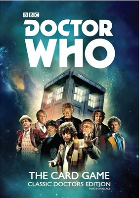 Doctor Who: The Card Game: Classic Doctor Edition