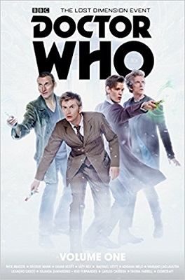 Doctor Who: Lost Dimension: Volume 1 HC