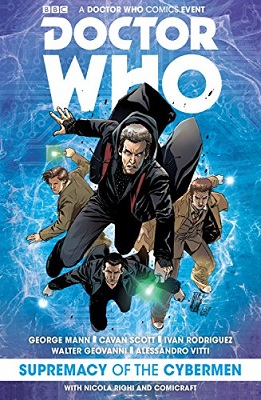 Doctor Who: Supremacy of the Cybermen TP