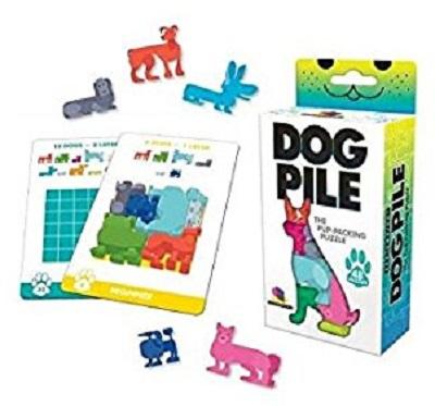 Dog Pile Card Game