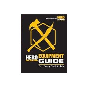 Hero System 5th ed: Equipment Guide - Used