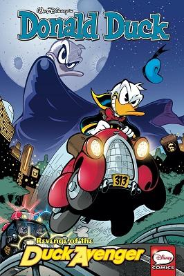 Donald Duck: Revenge of the Duck Avenger TP