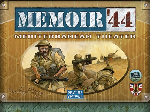 Memoir 44: Mediterranean Theater