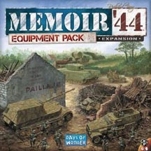 Memoir 44: Equipment Pack Expansion