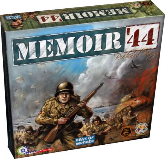 Memoir 44 Board Game - Rental