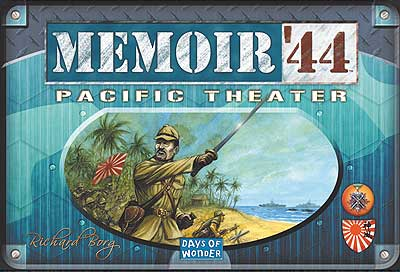Memoir 44: Pacific Theater Expansion