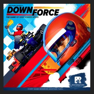Downforce Card Game