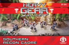 Heavy Gear: Blitz: Southern Recon Cadre