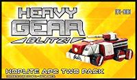 Heavy Gear: Blitz: Hoplite APC 2 Pack