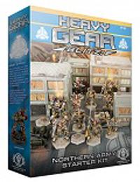 Heavy Gear: Blitz: Northern Starter Army