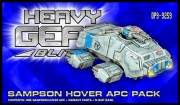 Heavy Gear: Blitz: Sampson Hover Apc Pack