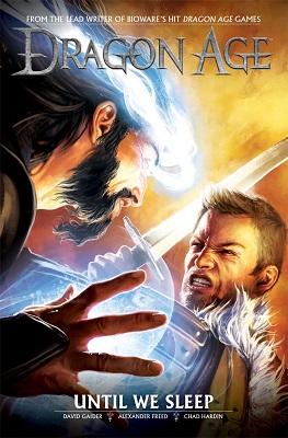 Dragon Age: Volume 3: Until We Sleep HC