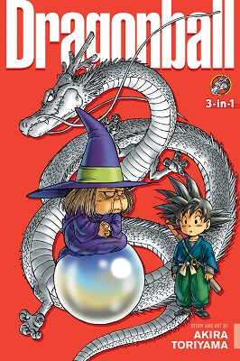 Dragon Ball 3 in 1: Volume 3 TP