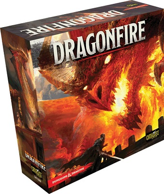 Dungeons and Dragons: Dragonfire Deck Building Game