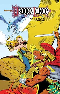 Dragonlance Classics: Volume 3 TP