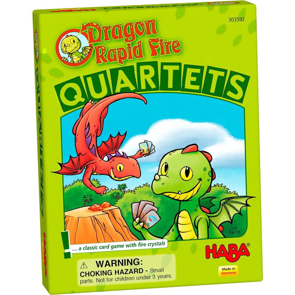 Dragon Rapid Fire: Quartets