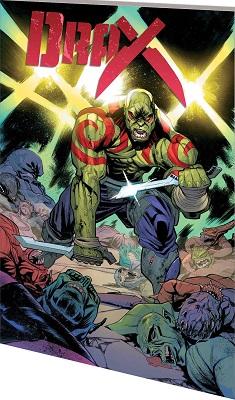 Drax: Volume 1: Galaxys Best Detective TP