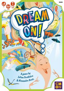 Dream On Card Game