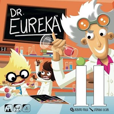 Dr Eureka Board Game