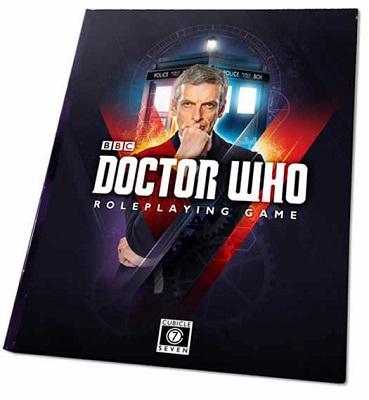 Doctor Who: Core Rulebook (Twelfth Doctor) 71125