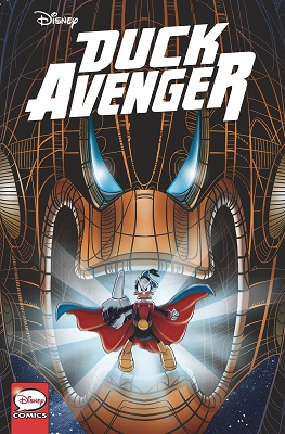 Duck Avenger New Adventures: Volume 2 TP