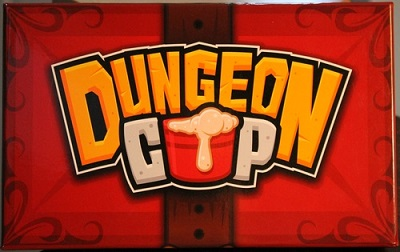Dungeon Cup Card Game