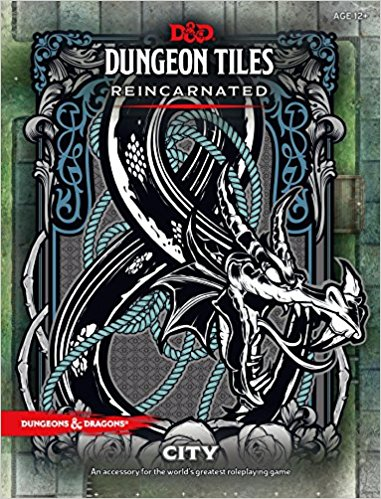 Dungeons and Dragons 5th Ed: Dungeon Tiles Reincarnated: City