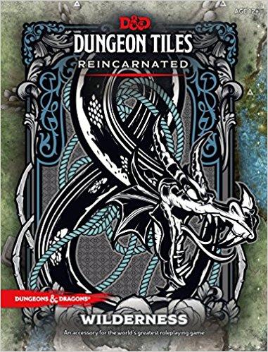 Dungeons and Dragons 5th Ed: Dungeon Tiles Reincarnated: Wilderness