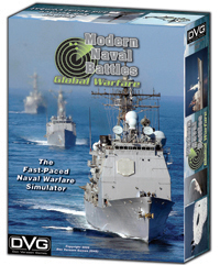 Modern Naval Battles: Global Warfare: Core Game