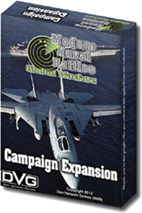 Modern Naval Battles: Campaign Expansion