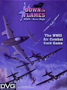 Down in Flames: WWII - Aces High