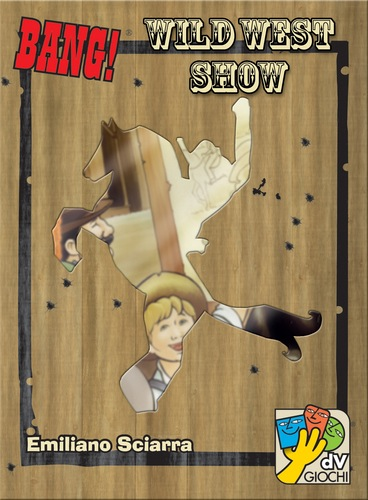 Bang:  Wild West Show Expansion