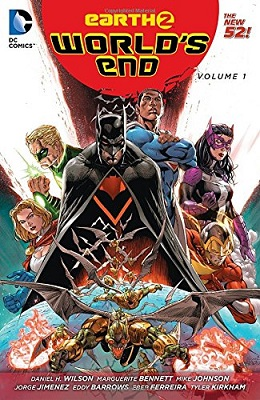 Earth 2: Worlds End: Volume 1 TP - Used