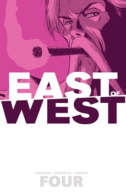 East of West: Volume 4: Who Wants War TP