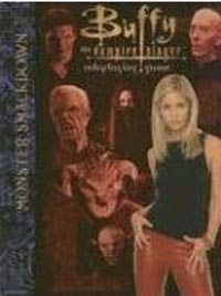 Buffy the Vampire Slayer RPG: Monster Smackdown - Used
