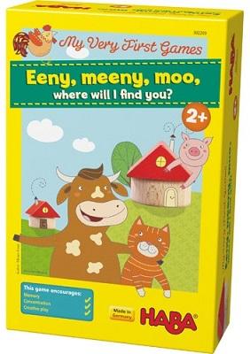 Eeny Meeny Moo Card Game
