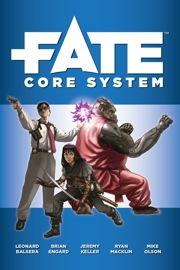 Fate: Core System Rulebook - Used