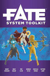 Fate: System Toolkit - Used