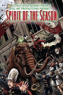 Spirit of the Century RPG: Spirit of the Season